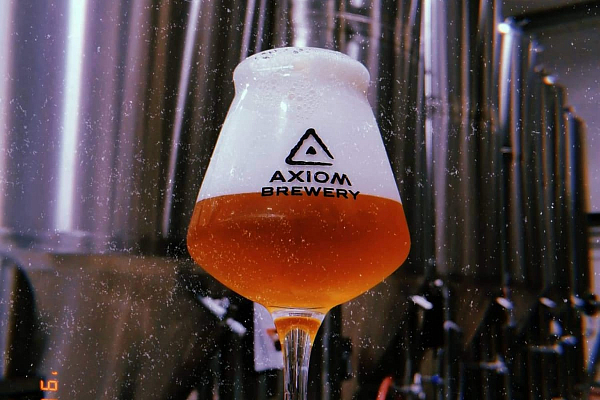 Tap take-over at Axiom Pub BRNO